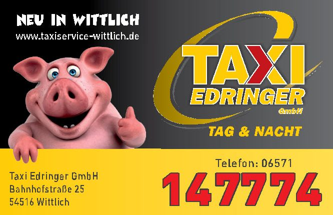 Taxiservice Wittlich